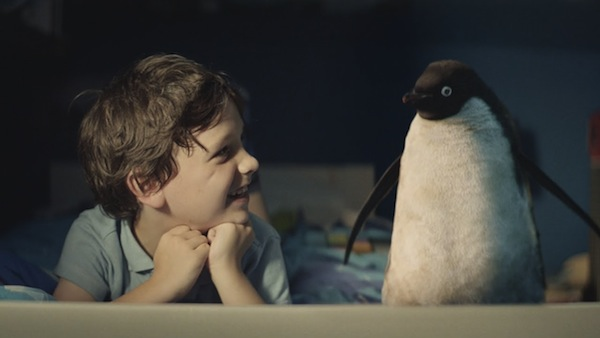 John Lewis Monty the Penguin ad