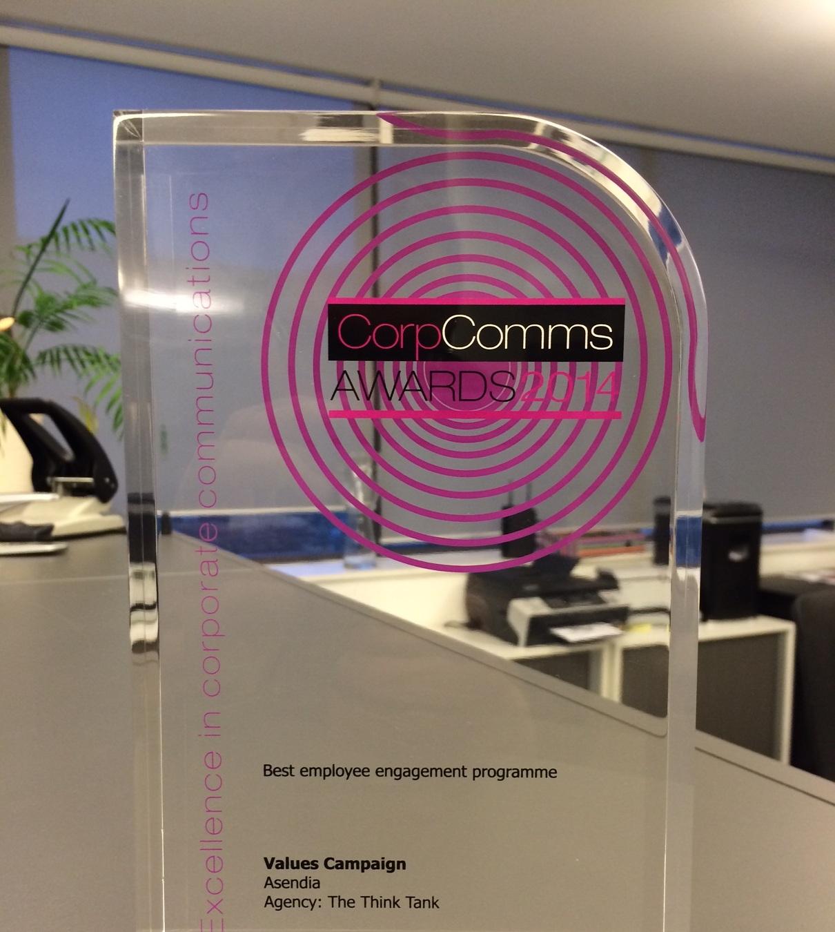CorpComms Awards