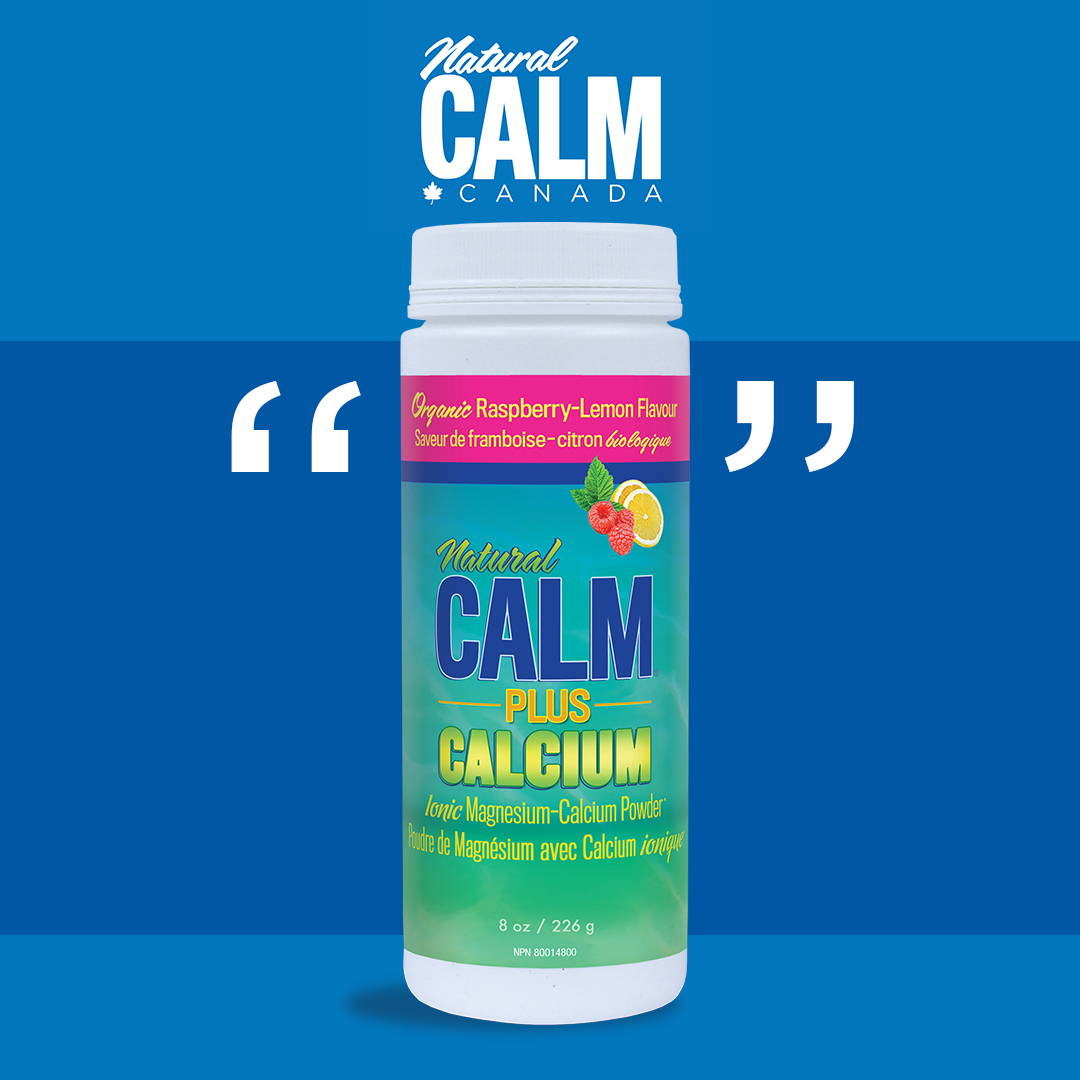 I love how I can get my calcium and my magnesium in the