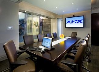 AMX Control Systems     CCS Presentations