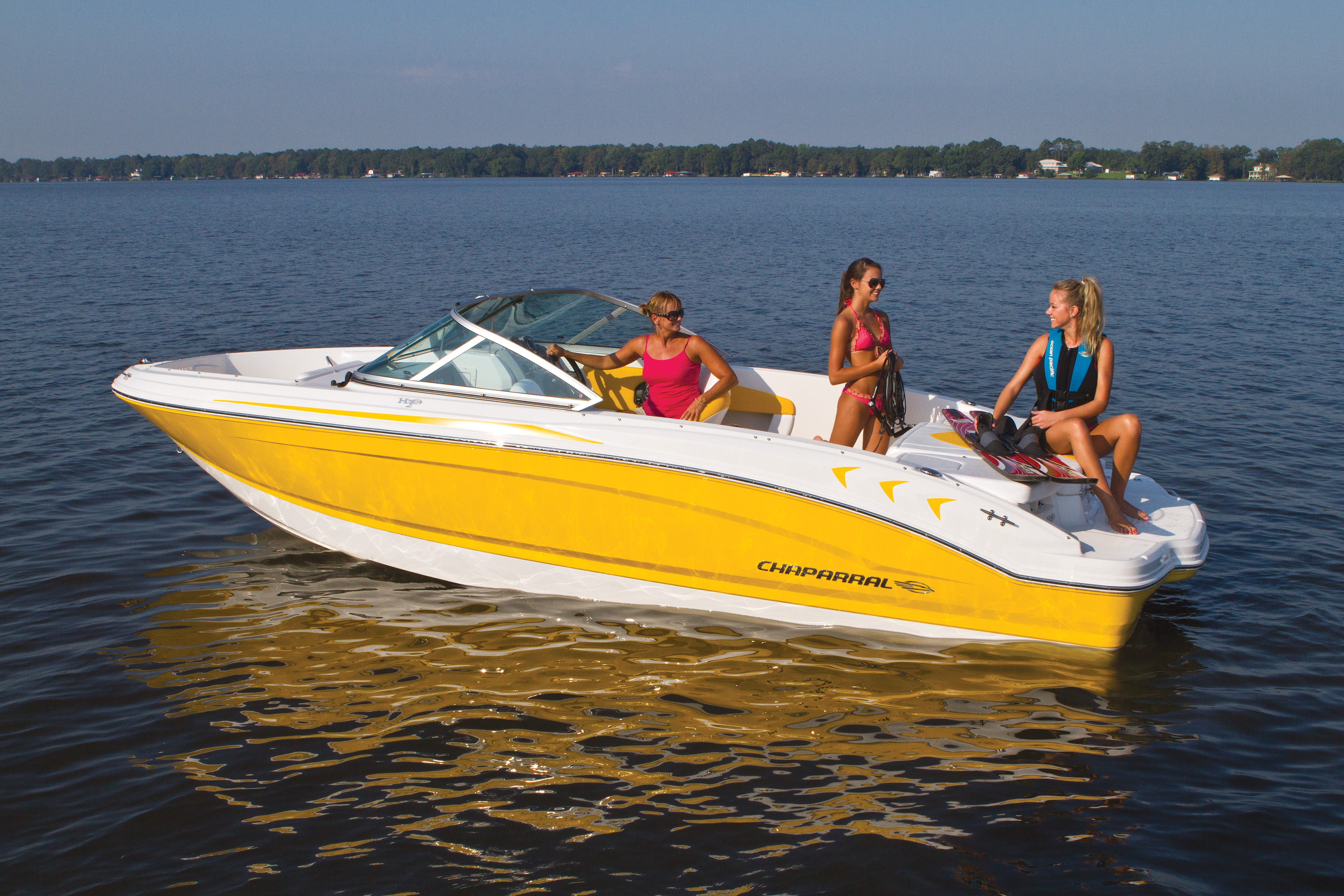 Boating news from st joseph michigan ski fish for Chaparral h20 19 ski and fish