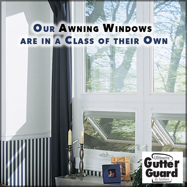 Our Awning Windows Are In A Class Of Their Own They Are A