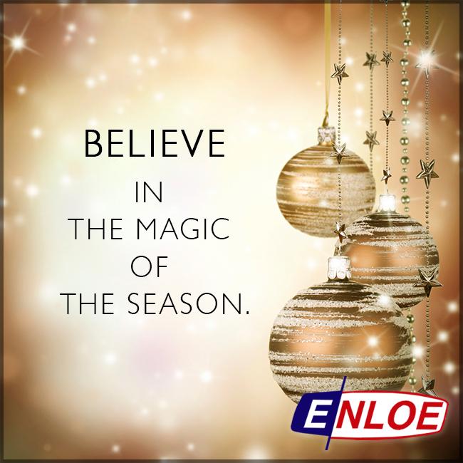 Happyholidays Enloeresidential Christmas Bulbs