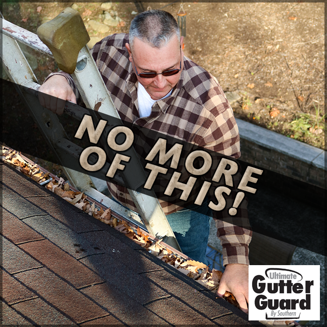 Cleaning Out Gutters Can Be A Dangerous Job Every Year