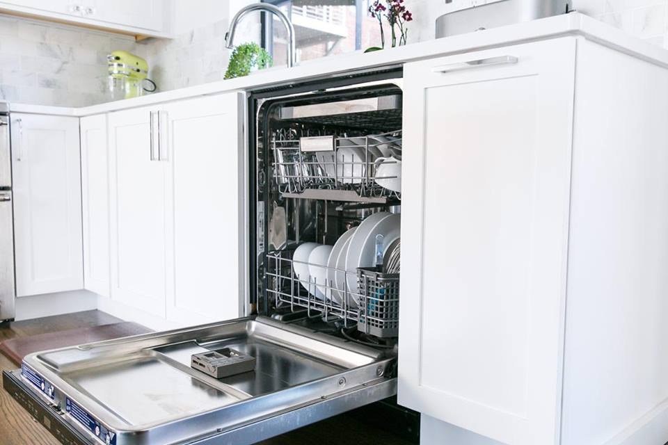 Been eyeing a kitchenaid dishwasher nows your chance to