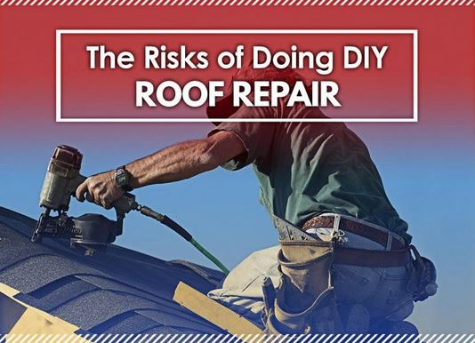 Affordable Roofing Systems Explains The Risks Of Doing DIY Repair Work On  Your Residential Roofing System. Http://bit.ly/2gnVlH7