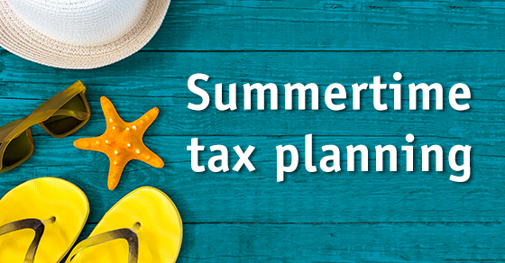 With Its Many Changes To Individual Tax Rates Brackets And Breaks The Cuts Jobs Act TCJA Means Taxpayers Need Revisit Their Planning