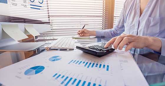 COVID-19 Financial Reporting for Recording Business Losses