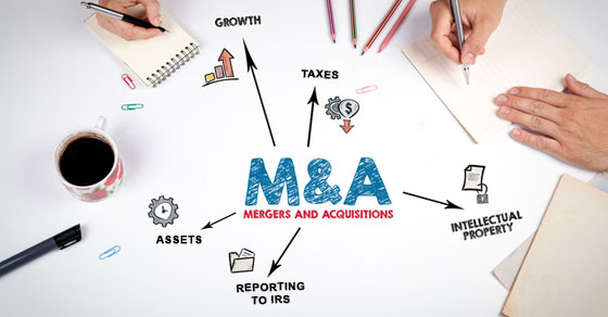 tax implications for mergers and acquisitions