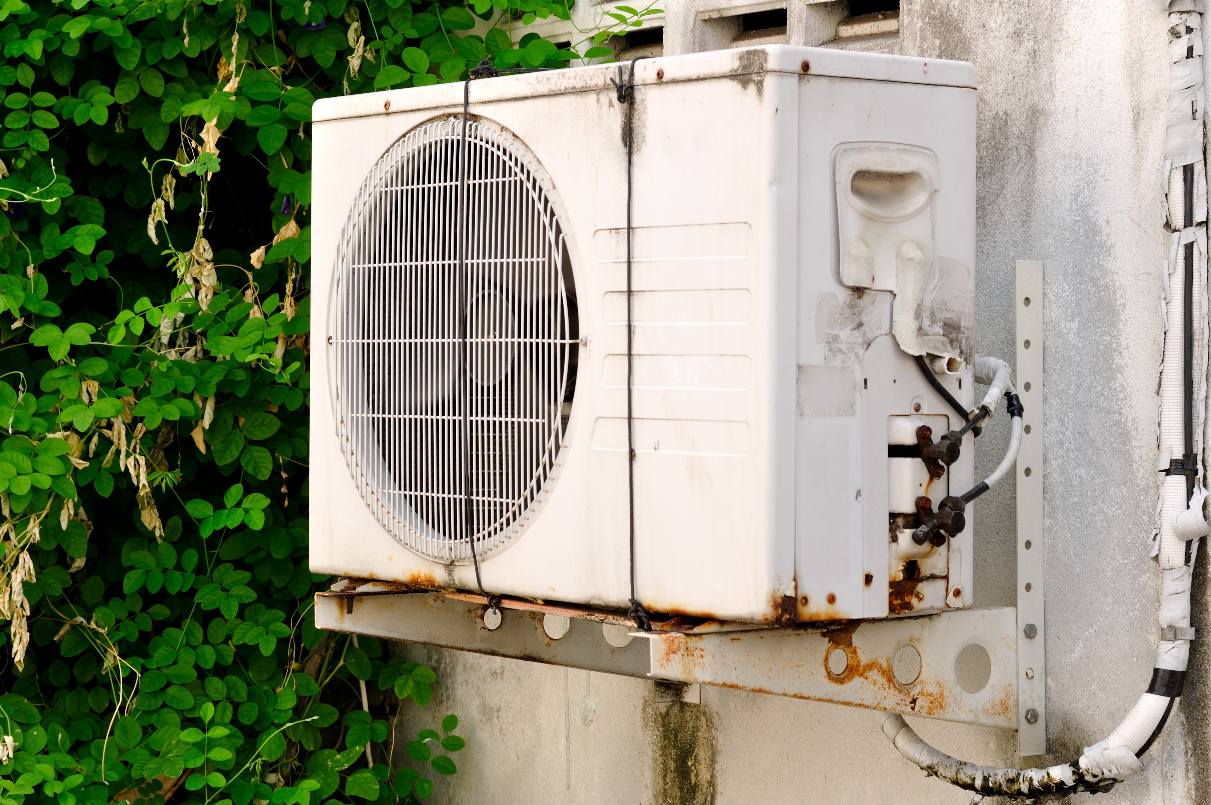 Need to update your old AC unit? You're in luck! Contact