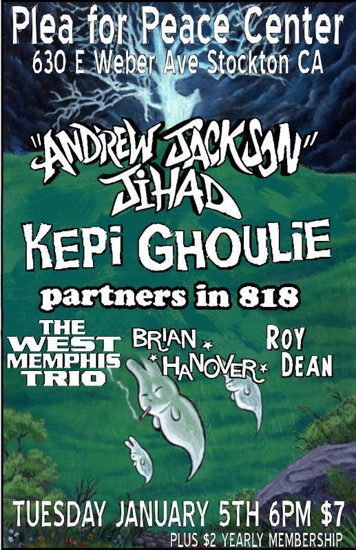 Andrew Jackson Jihad's Concert & Tour History | Concert Archives