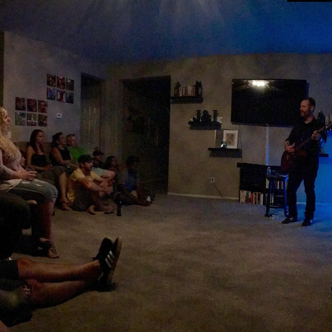 Rocky Votolato Living Room Tour