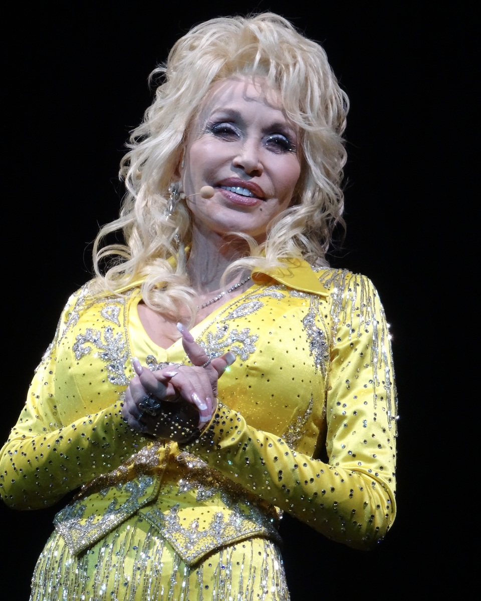 Dolly Parton Karlstad