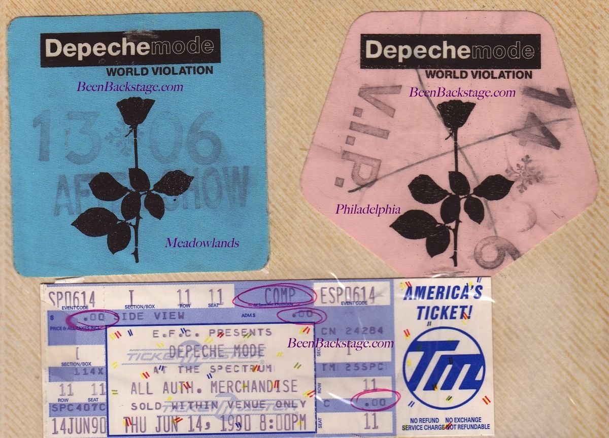 Depeche Mode Tickets Köln