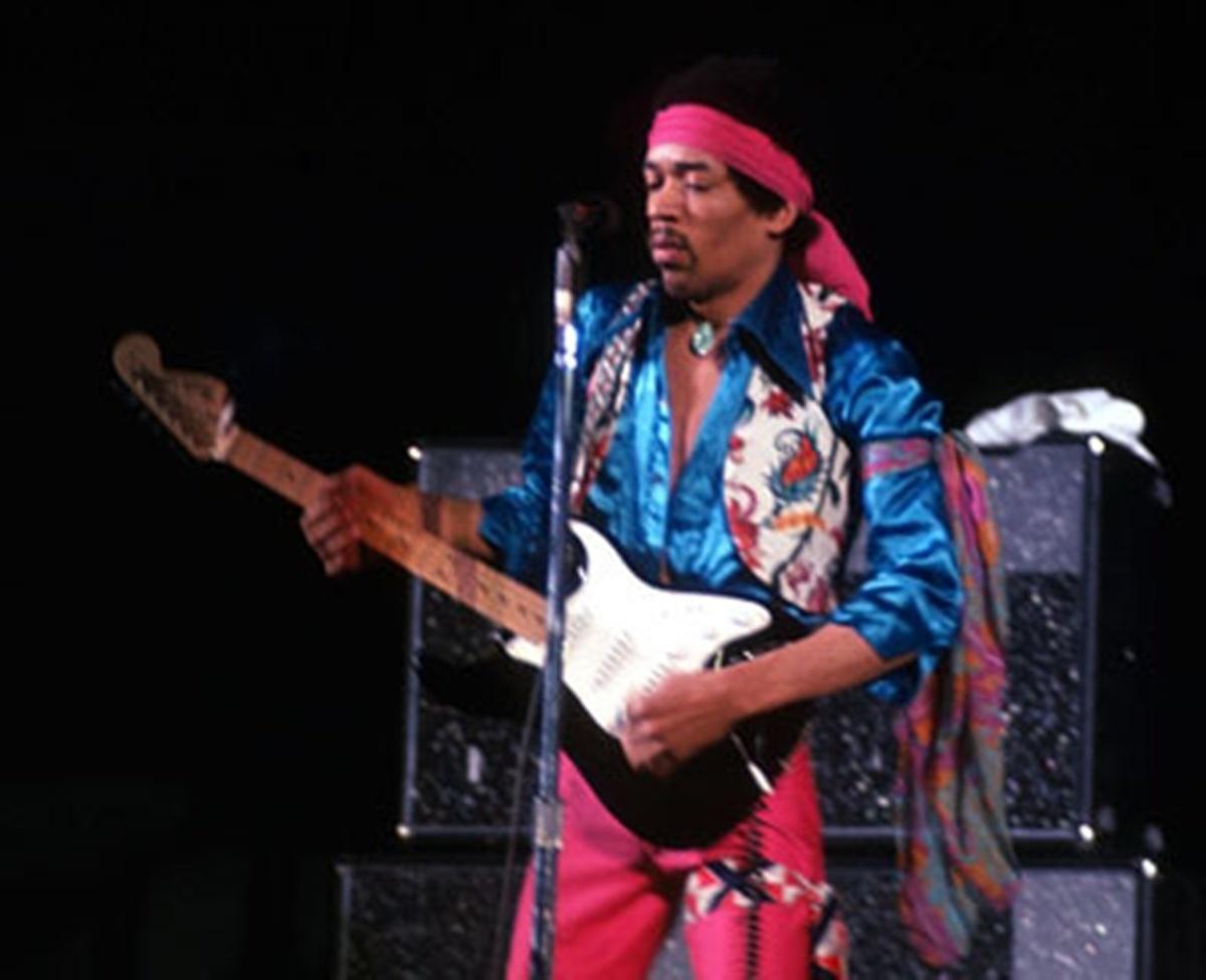 Jimi Hendrix S Concert Amp Tour History Concert Archives