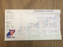 Thumb_ticket_theshins_thebartontheatre_adelaide_04082007