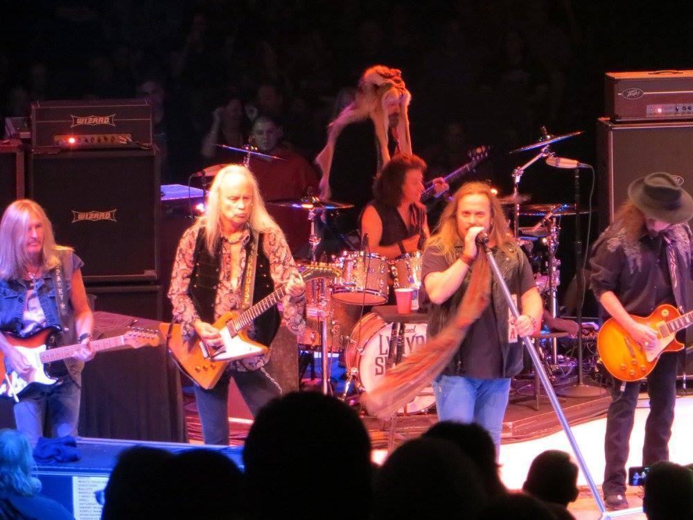 Lynyrd Skynyrd S Concert History Concert Archives