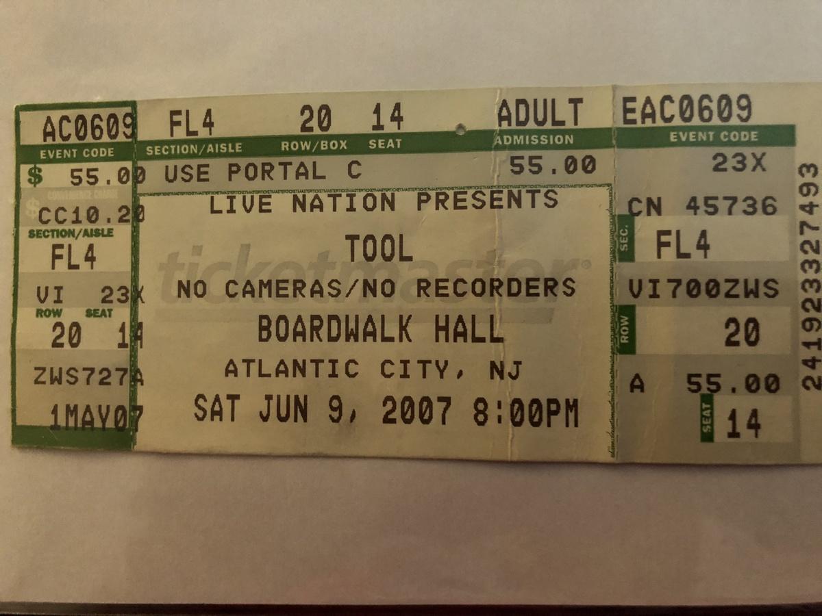 The Concert History of Boardwalk Hall Atlantic City, NJ | Concert
