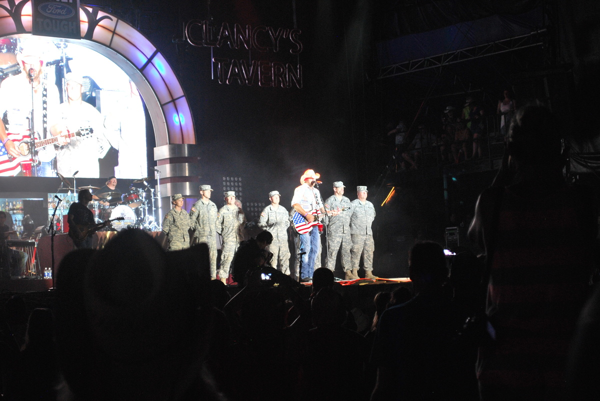 Toby Keith's Concert & Tour History | Concert Archives