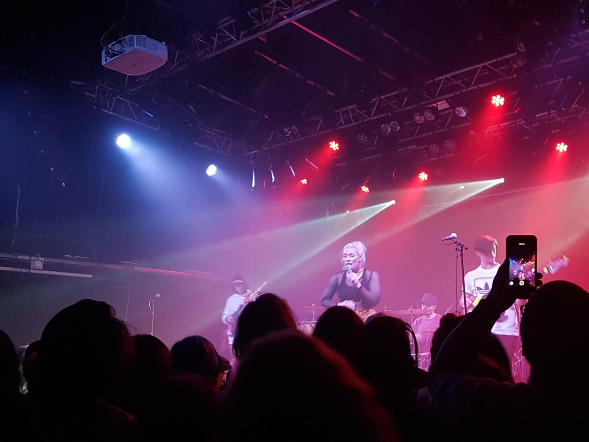 PVRIS's Concert & Tour History   Concert Archives