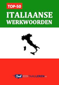 Italiaanse werkwoorden top-50
