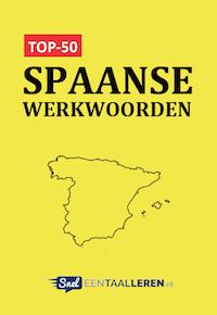 Spaanse werkwoorden top-50