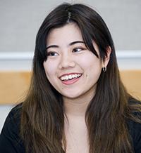Ayaka Kawasaki hopes to attend Grand Rapids Community College