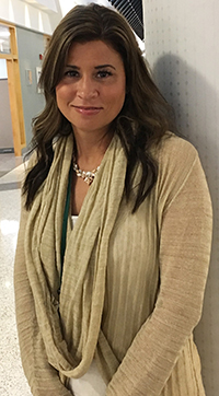 Kent ISD early childhood coach Jennifer Merkel