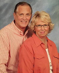 Richard Pullen, a late Wyoming teacher, helped Lambers out through high school, prison and in starting his real-estate career. Pullen is pictured with his wife, Betty (courtesy photo)