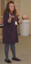 Carolyn Rottman has been instructing Responsive Classroom for 22 years