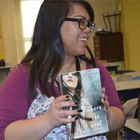 Students, like senior Tien Huynh have discovered people have very different reactions to the novels they read