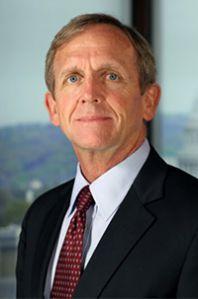 Keynote speaker Admiral Eric Olson