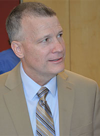 Former Grandville student Ron Caniff has moved on to serve as Kent ISD superintendent