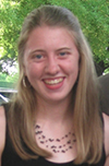 East Kentwood High School graduate Alissa Williams interned at the VAI with Laboratory of Neurogenetics and Canine Behavior