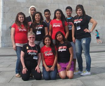 Kent City students who went to Washington, D.C., through the Close Up program, said the opportunity was life-changing