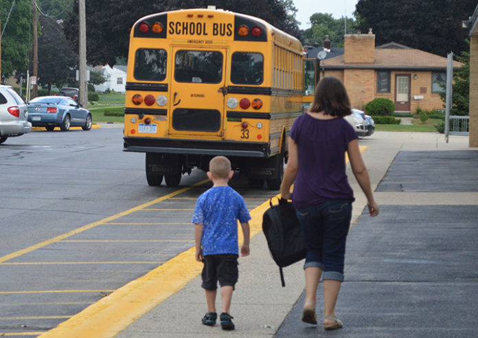 Consolidating routes and relying on retirees are some ways districts are covering shortages