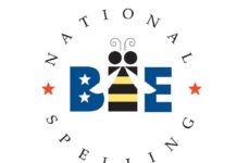 The Greater Grand Rapids Spelling Bee is Tuesday, March 27 at 6:30 pm in the Gerald R. Ford Presidential Museum