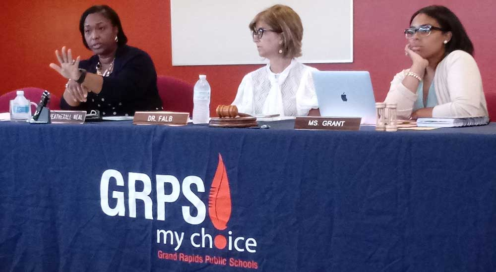 GRPS considers transfer of center-based Special Education programs to Kent ISD