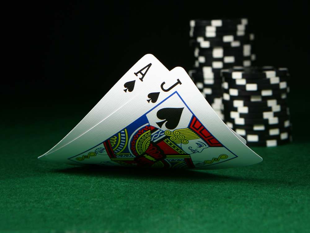 Optimal gambling systems for favorable games