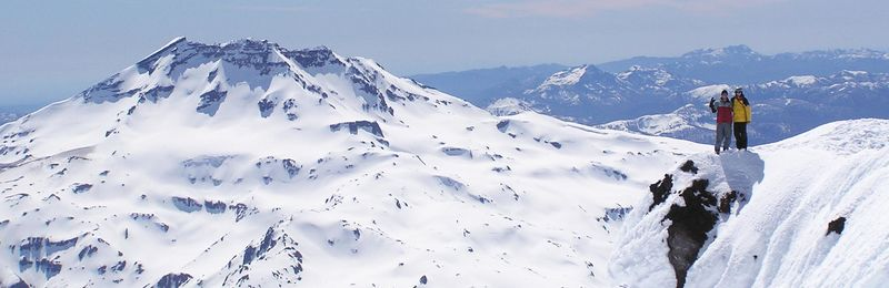 What kind of ski vacation packages are available to Portillo, Chile?