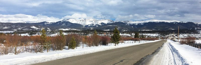 Drive Times and Distance Between Ski Resorts and Gateway Airports