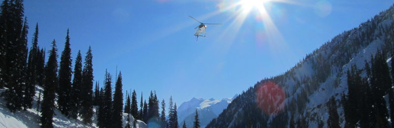 Heli Ski Safety and Tips