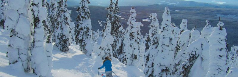 The 5 Best Ski Resorts near Kelowna