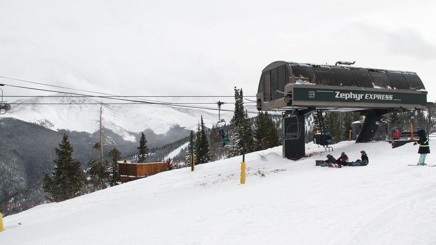 Winter Park Resort terrain