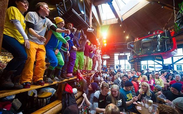 top 5 resorts for the bachelor ski getaway snowpak