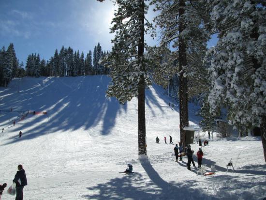 granlibakken ski hill