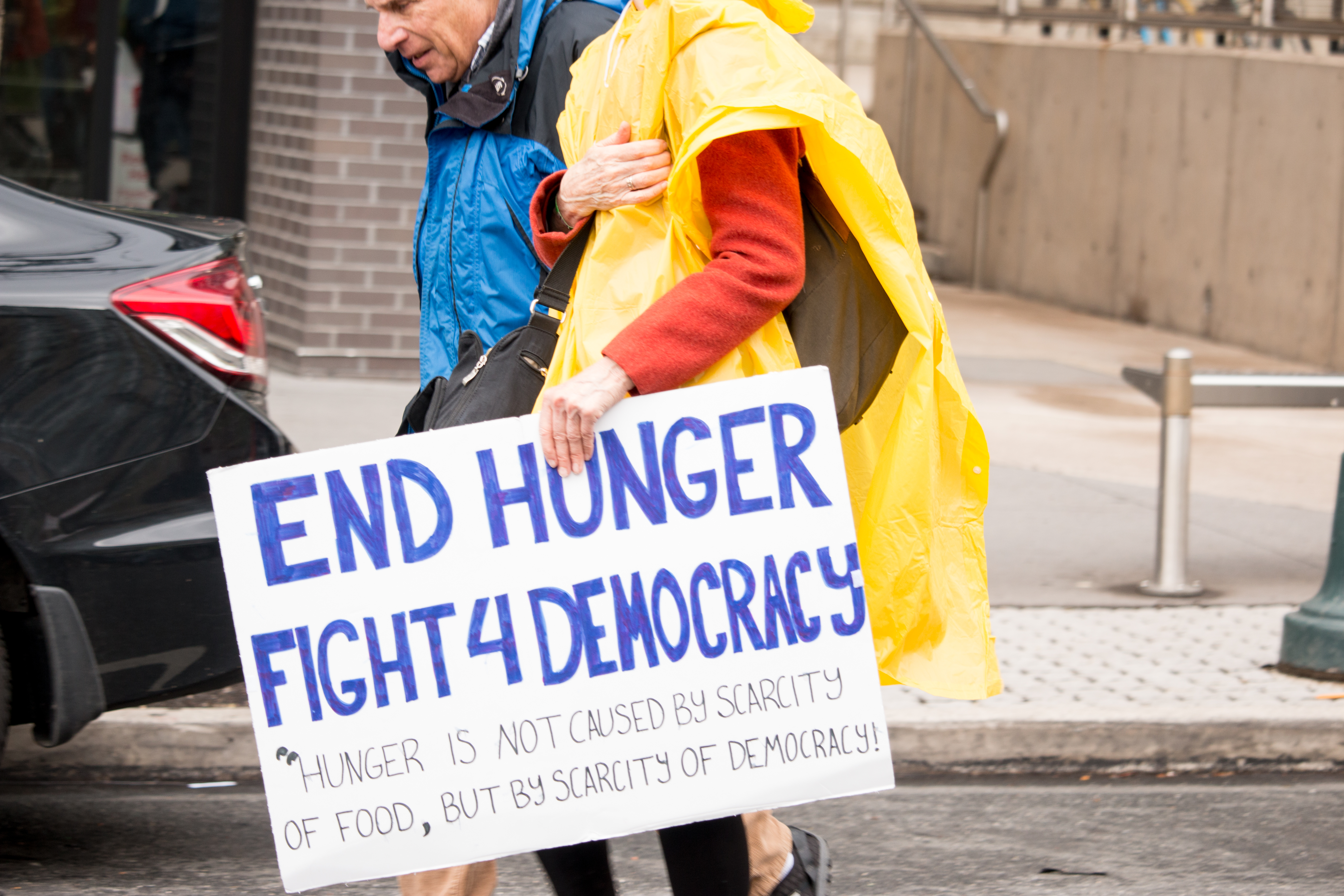 Democracy Spring A March From Philadelphia To Dc The