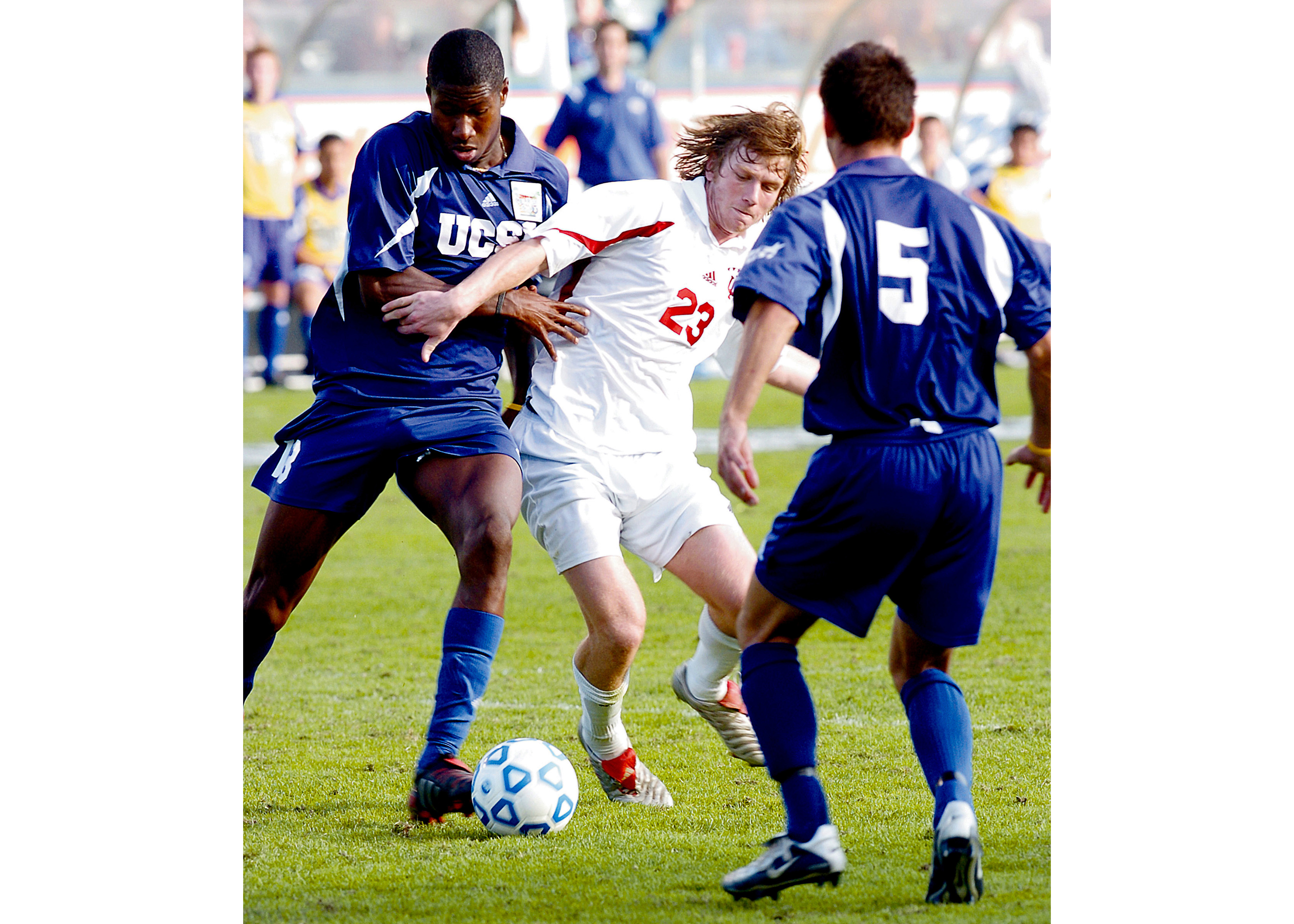 e3be430b1b1 Continuing the legacy: The story of IU men's soccer's 2004 National  Championship