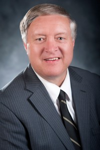 Headshot of Dr. M. Duane Nellis, President of Ohio University