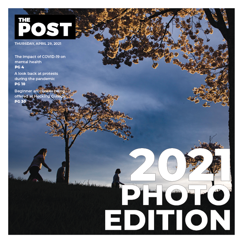 Cover Photo by Nate Swanson | Photo Editor